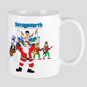 Heavy Metal Christmas Mug