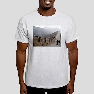 Great Wall China Ash Grey T-Shirt