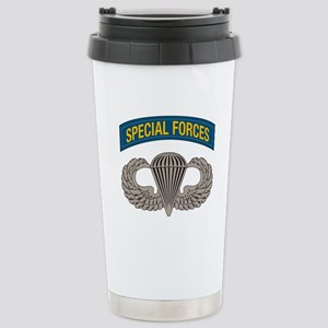 Airborne Special Forces Stainless Steel Travel Mug