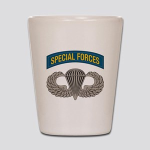 Airborne Special Forces Shot Glass