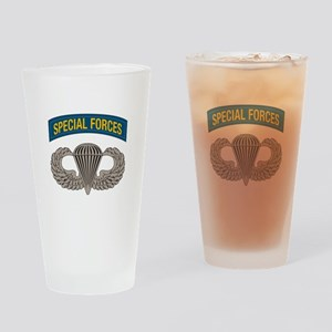 Airborne Special Forces Drinking Glass