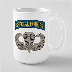 Airborne Special Forces Large Mug