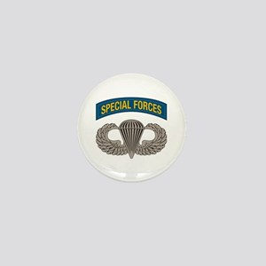 Airborne Special Forces Mini Button
