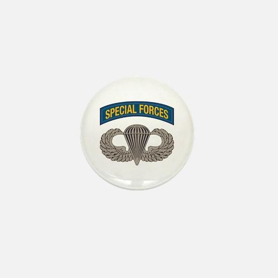 Airborne Special Forces Mini Button