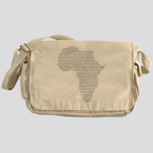 Real Africa - Messenger Bag