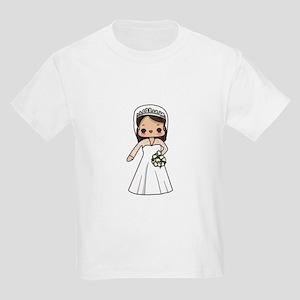 Kate Middleton and Dress Kids Light T-Shirt