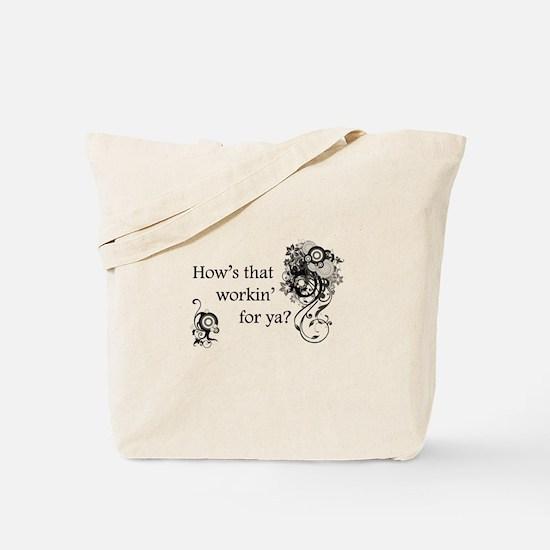 Unique Change Tote Bag