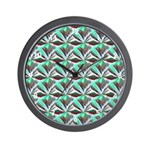 Light Numbers Cool Cornucopia Wall Clock