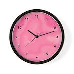 Bubble Gum Cool Clocks Wall Clock