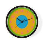 Kids Bright Cool Clocks Wall Clock