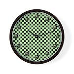 Billiard Bonanza Wall Clock