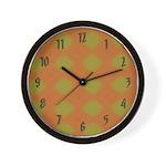Retro design Cool Clocks Wall Clock