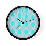 Retro Rad Cool Clocks Wall Clock