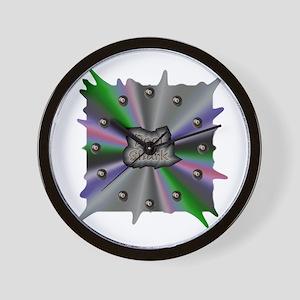 Pool Shark splash Wall Clock