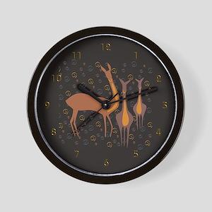 African Art Gazelle