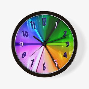 Gotta Be Different Cool Clocks Wall Clock