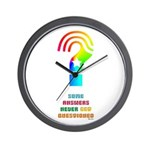 Some answers never get questioned Wall Clock