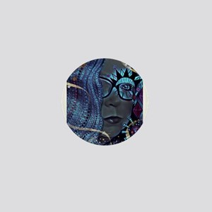 Voodoo Rose Mini Button (100 pack)