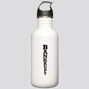 Bankrupt Stainless Water Bottle 1.0L