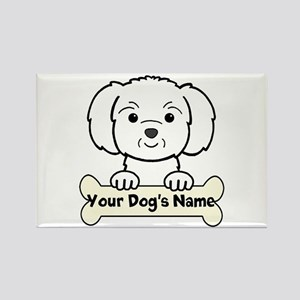 Personalized Maltese Magnets