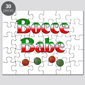 Bocce Babe Puzzle