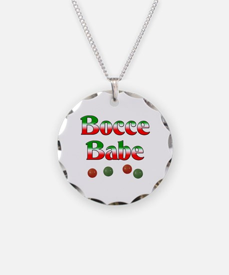 Bocce Babe Necklace