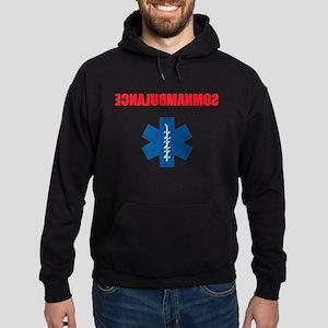 Somnambulance Hoodie (dark)
