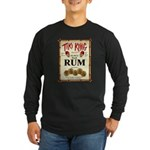 Tiki King Rum Long Sleeve Dark T-Shirt