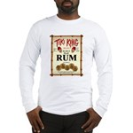 Tiki King Rum Long Sleeve T-Shirt