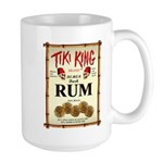 Tiki King Rum Large Mug