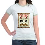 Tiki King Rum Jr. Ringer T-Shirt