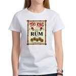 Tiki King Rum Women's T-Shirt