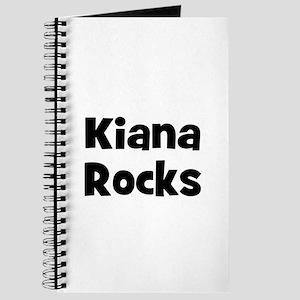 Kiana Rocks Journal