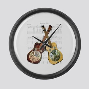 Dobros Large Wall Clock