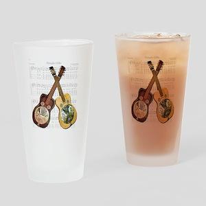 Dobros Drinking Glass