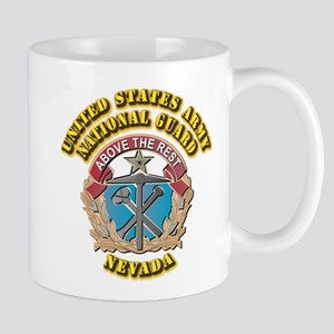 Army National Guard - Nevada Mug