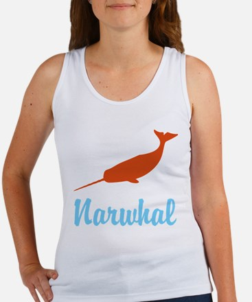 Narwhal Women's Tank Top
