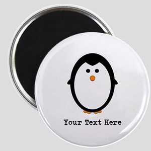 Personalized Penguin Magnet