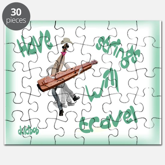 Dulcimer love Puzzle