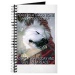 Give them peace Journal