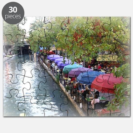 The Riverwalk in Art Puzzle