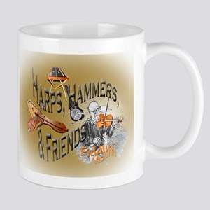Harps, Hammers and Friends Mug