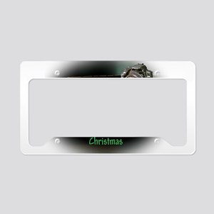 Snapshot Moment License Plate Holder