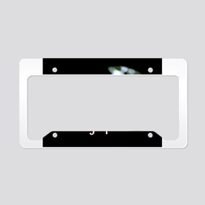 Official Photographer License Plate Holder