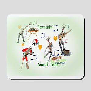 Jammin' Good Time Mousepad