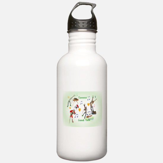 Jammin' Good Time Water Bottle
