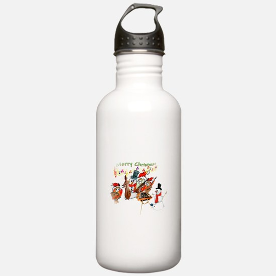 Hammers and Friends Water Bottle