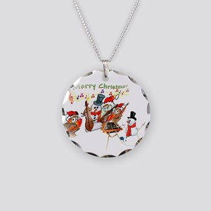 Hammers and Friends Necklace Circle Charm