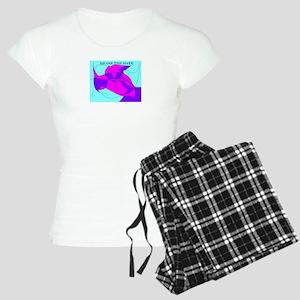 """""""Erase The Hate"""" Women's Light Pajamas"""