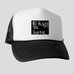 """Erase The Hate"" Trucker Hat"